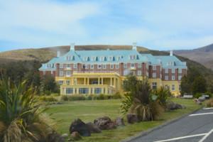 Bayview Chateay Tongariro NZ