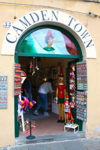 Camden Town Lucca Italie