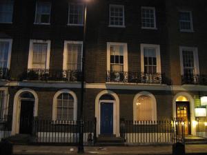 HP Londen Grimmauldplein 12 film