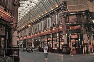 HP Londen Leadenhall Market