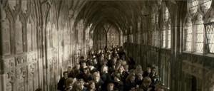 HP gangen Zweinstein film