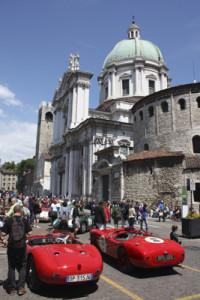 Mille Miglia Brescia Italie 2